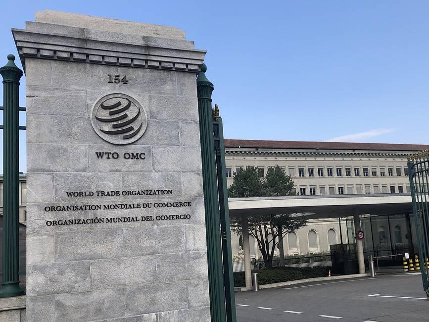 ВТО прогнозирует спад в мировой торговле в 2020 году
