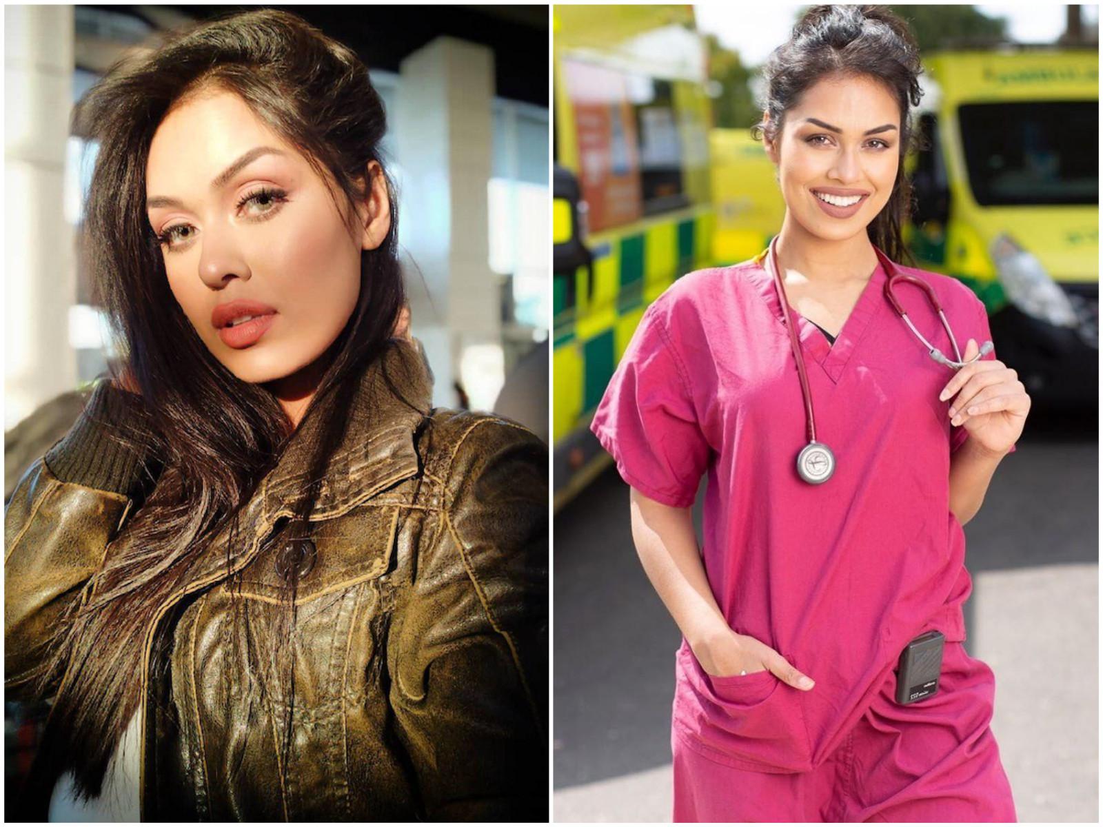 Королева красоты будет работать в больнице, чтобы помочь в борьбе с коронавирусом - ФОТО