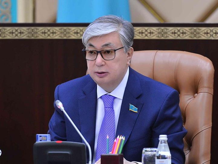 Президент Казахстана предложил разработать совместный «План действий» для преодоления последствий пандемии