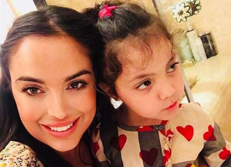 Лейла Алиева посвятила пост дочери: «Очень люблю!..» - ФОТО