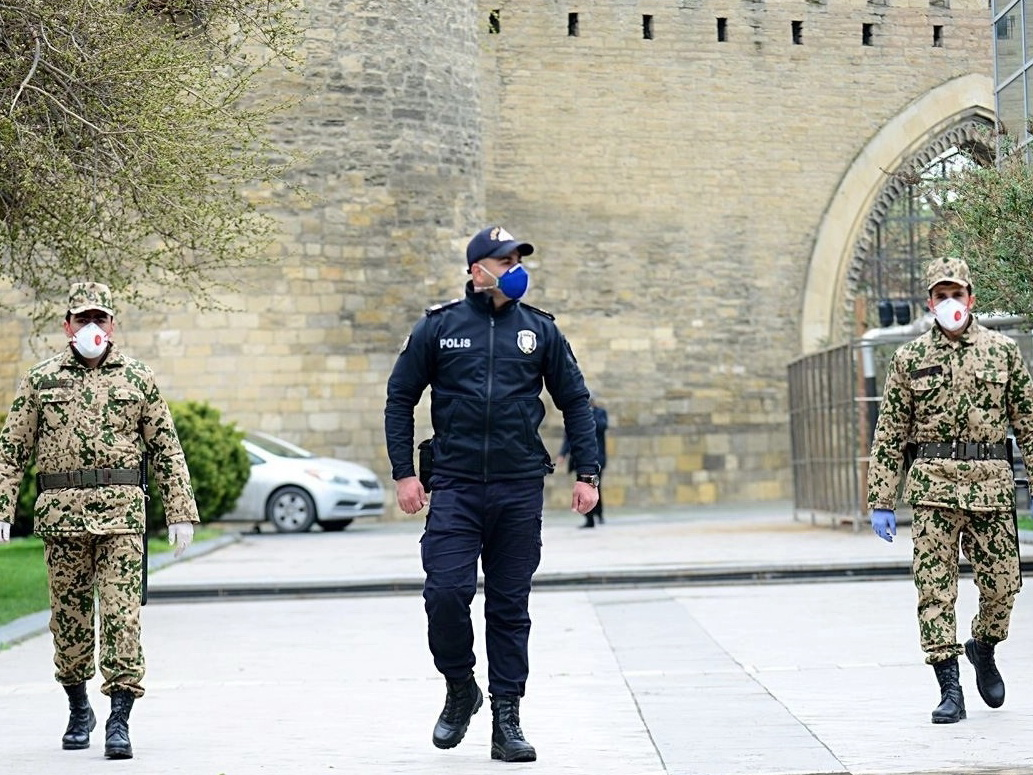 В Азербайджане вводится жесткий карантин: Полная социальная изоляция