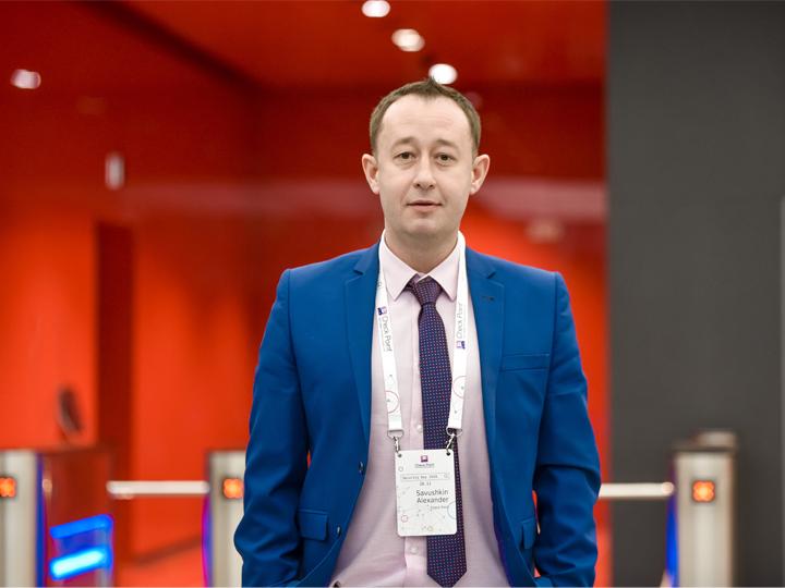 Александр Савушкин: «Компании в Азербайджане больше не склонны недооценивать опасность киберугроз» - ФОТО