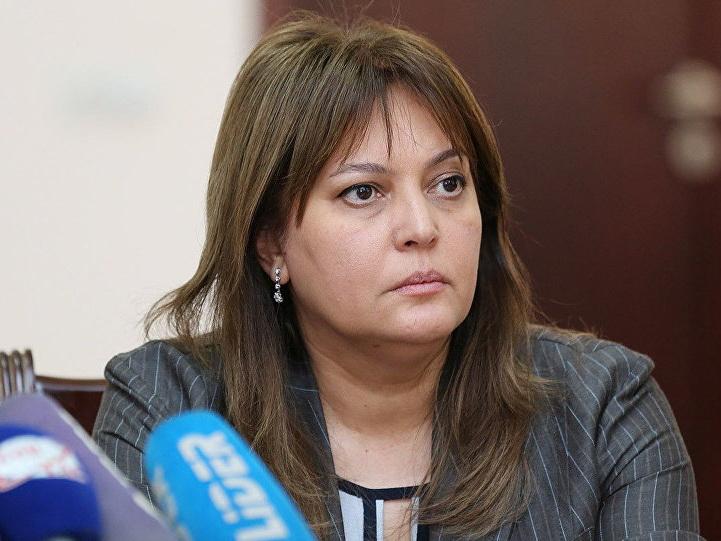 Умайра Тагиева: Уровень Каспия снижается уже 16 лет, а ведь когда-то его волны плескались у Девичьей башни