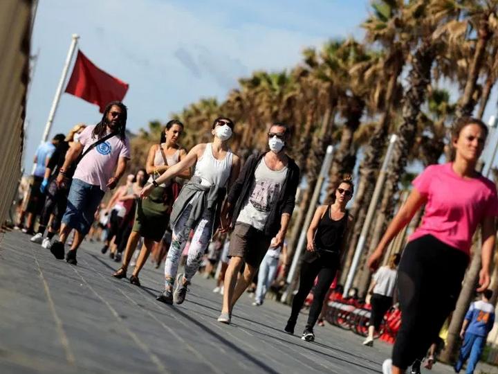 Cтраны Запада выходят из локдауна: набережные и пляжи переполнены – ФОТО – ВИДЕО