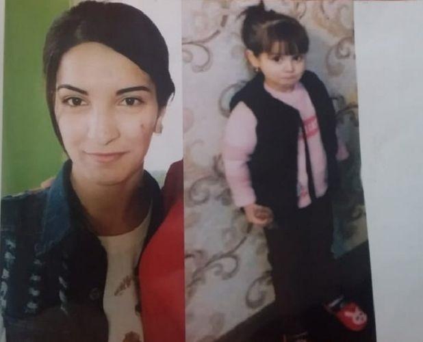 В Азербайджане без вести пропала женщина с малолетним ребенком - ФОТО