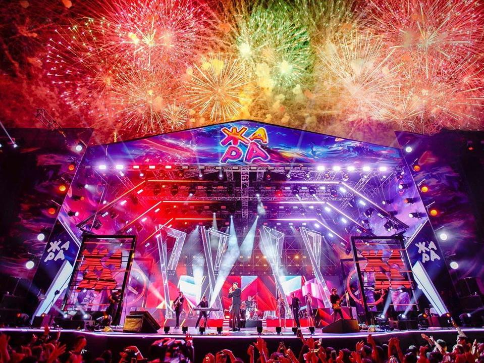 «Жара-2020» включена в список лучших мировых фестивалей, которые ждут с нетерпением - ФОТО – ВИДЕО
