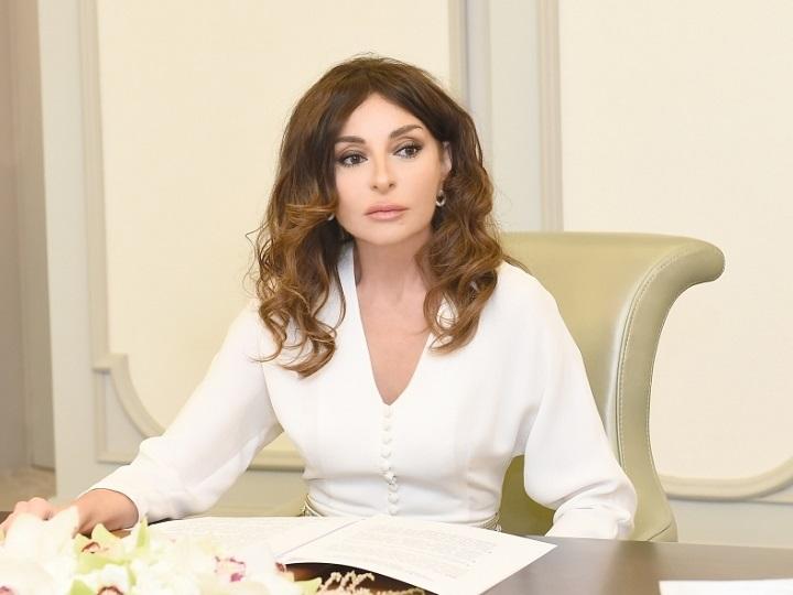 Мехрибан Алиева: Пусть Всевышний бережет наш родной Азербайджан! - ФОТО