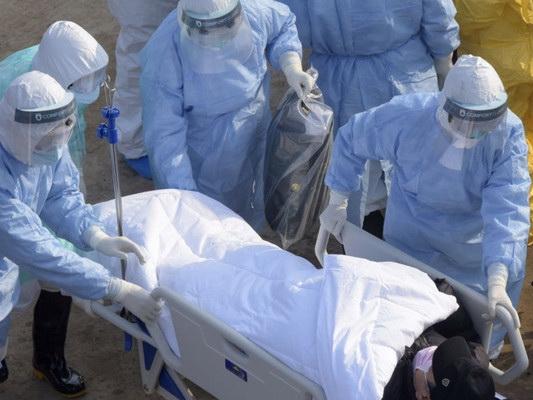 В Африке число случаев коронавируса превысило 110 тысяч