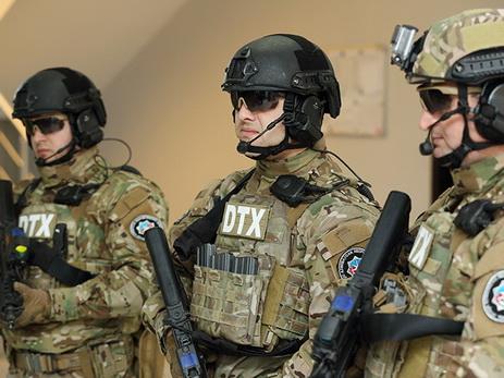 СГБ: Задержаны генерал и военнослужащие высокого ранга Госпогранслужбы АР