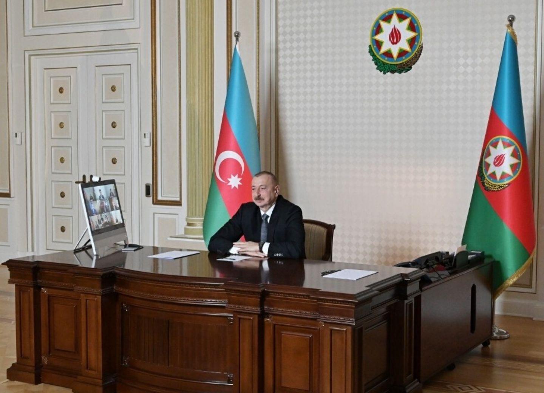 Ильхам Алиев: «Порой потери воды в Азербайджане составляют 40 и даже 50%»
