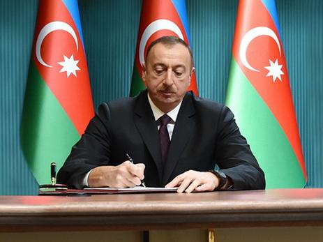 Prezident DTX ilə bağlı fərman imzaladı