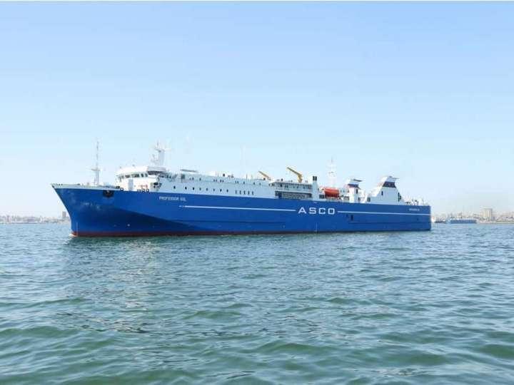 43 nəfər gəmi ilə Qazaxıstana yola salınıb