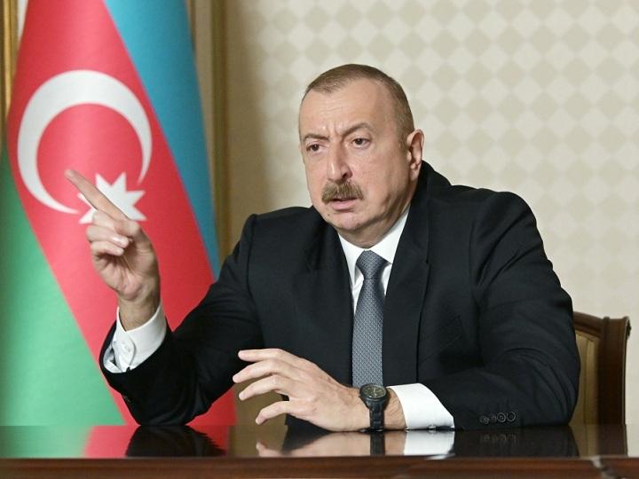 Prezident İlham Əliyev: Korrupsiyaya, rüşvətxorluğa qarşı mübarizə amansız aparılmalıdır