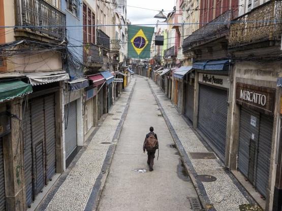 Сан-Паоло не справляется с наплывом больных: Бразилия стала новой горячей точкой пандемии – ФОТО – ВИДЕО