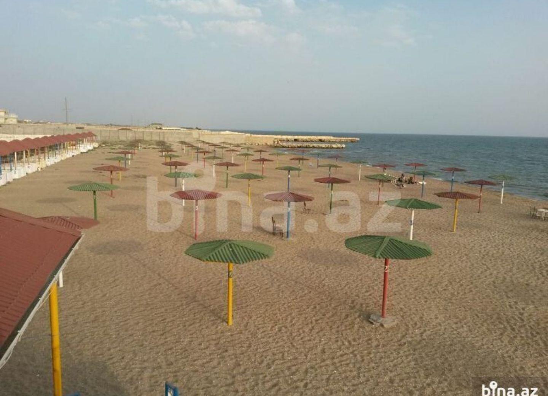 В Баку пляж на государственной земле продают как частный  - ФОТОФАКТ