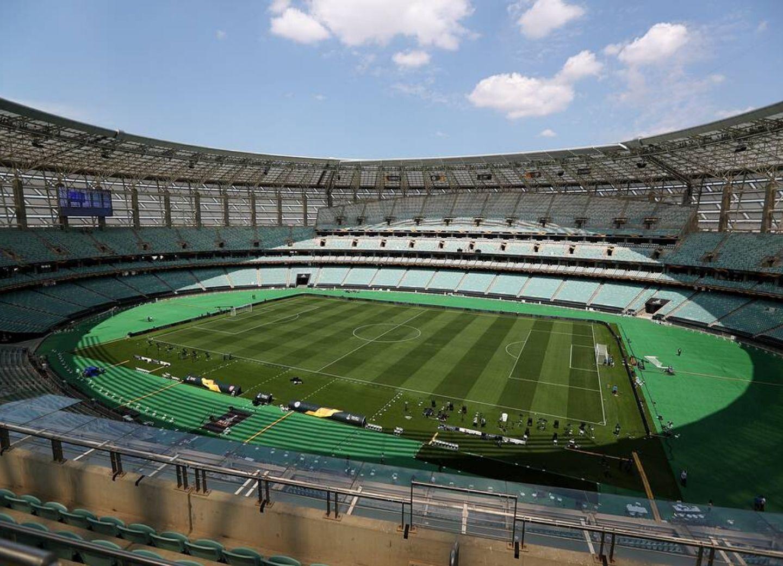 АФФА представила УЕФА гарантии готовности принять матчи ЕВРО