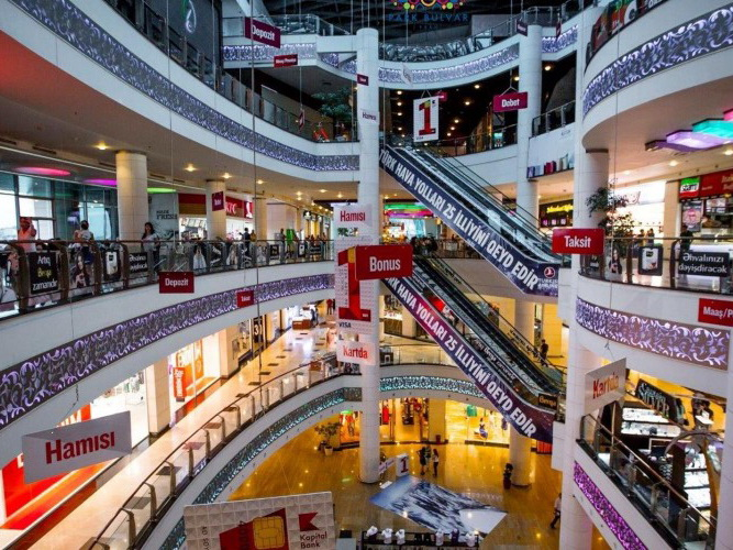 Стала известна дата возможного открытия крупных торговых центров