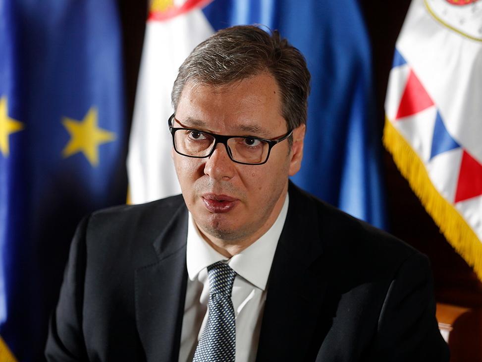 Президент Сербии: «Я горжусь близкими сербско-азербайджанскими отношениями»