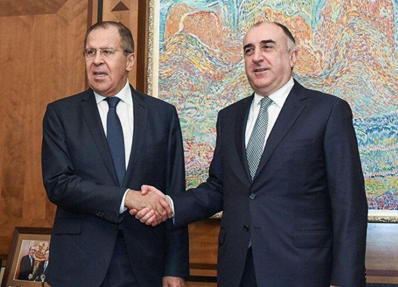 Главы МИД Азербайджана и РФ обсудили вопросы двустороннего взаимодействия по борьбе с коронавирусом