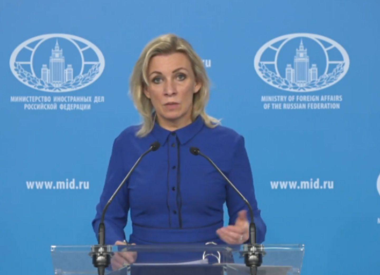 Мария Захарова: Россия и Азербайджан возвращают соотечественников на фоне пандемии – ВИДЕО