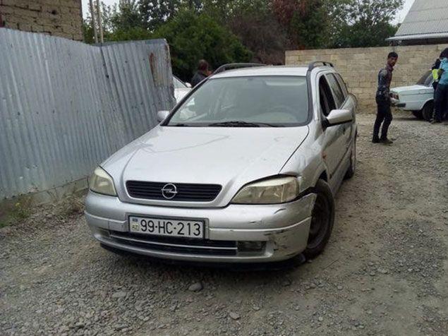 В Мингячевире автомобиль сбил 13 человек, состояние 4 детей оценивается как тяжелое – ФОТО