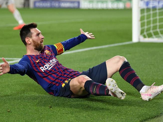 Лионель Месси рассказал, что мог покинуть «Барселону» в 2016 году