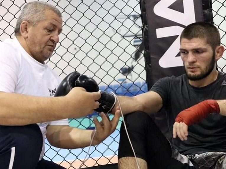 Хабиб Нурмагомедов отказался пройти тест на коронавирус