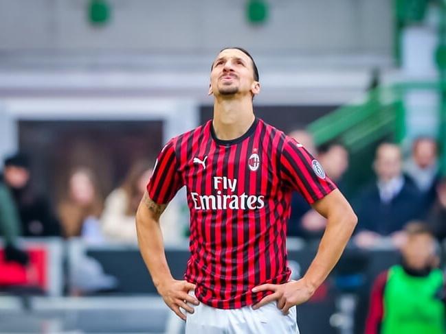 Конец Златана? Ибрагимович получил травму на тренировке «Милана» и может выбыть на долгий срок