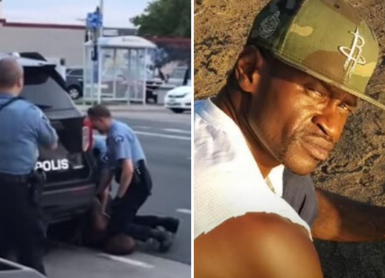 «Я не могу дышать»: в США полицейский задушил афроамериканца коленом - ФОТО - ВИДЕО