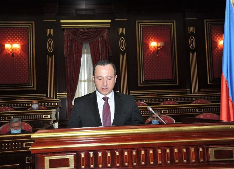Чингиз Аскеров: Решение ЕСПЧ никаких международно-правовых обязательств на Азербайджан не налагает
