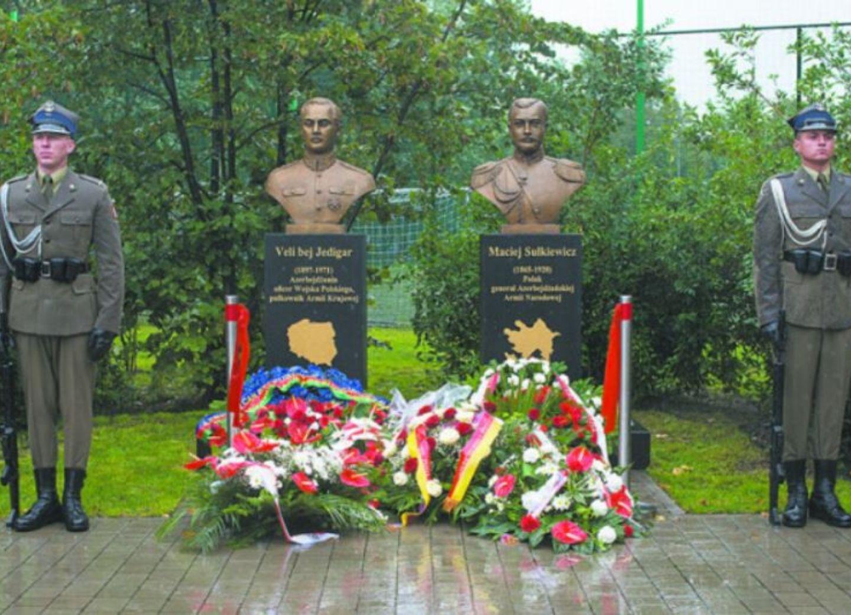 Гасанов: Азербайджан и Польша - братские народы - ФОТО