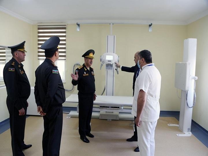 Zakir Həsənov Baş Klinik Hospitalın yeni korpusunun açılışında iştirak edib – FOTO – VİDEO