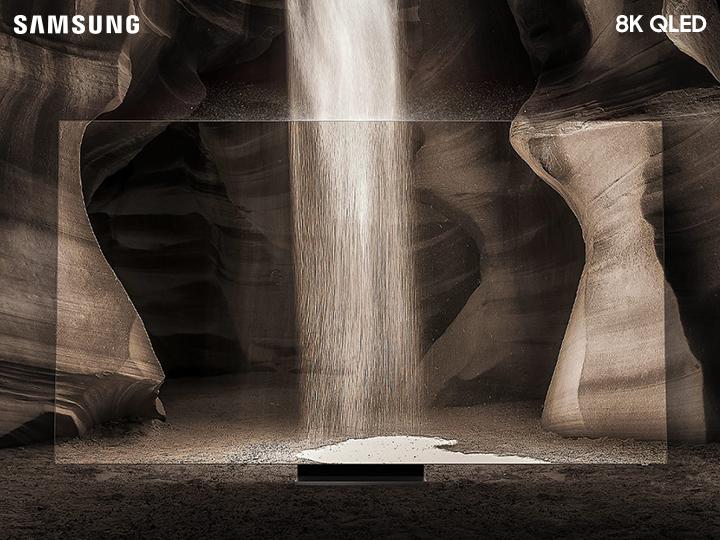 Samsung QLED 8K – incə dizaynda ideal görüntü - FOTO