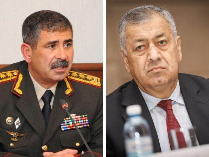 Минобороны: Сказанное депутатом Вахидом Ахмедовым о министре - ложь