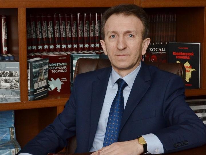 Elçin Əhmədov: Ermənistan təcavüzkar siyasəti ilə beynəlxalq hüququn bütün fundamental prinsiplərini pozub