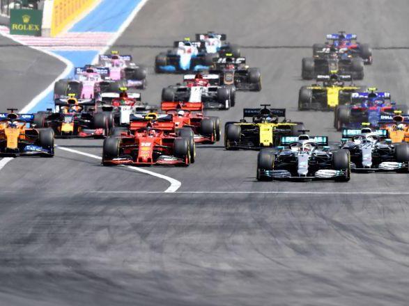 «Формула-1» утвердила даты восьми первых Гран-при