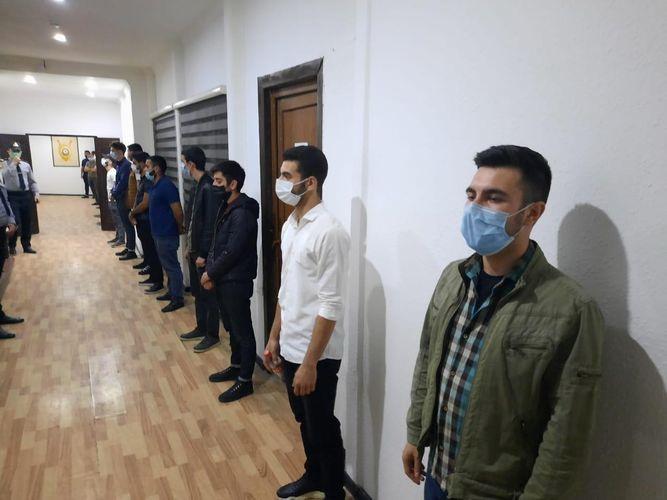 В Баку пресечена деятельность подпольных игровых залов, задержаны 25 человек – ФОТО