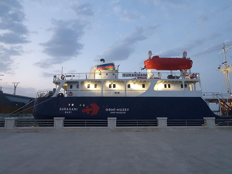 В Баку появится свой корабль-музей – ФОТО