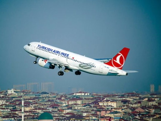 Турецкие авиалинии возобновляют рейсы Баку-Стамбул-Баку – ФОТО