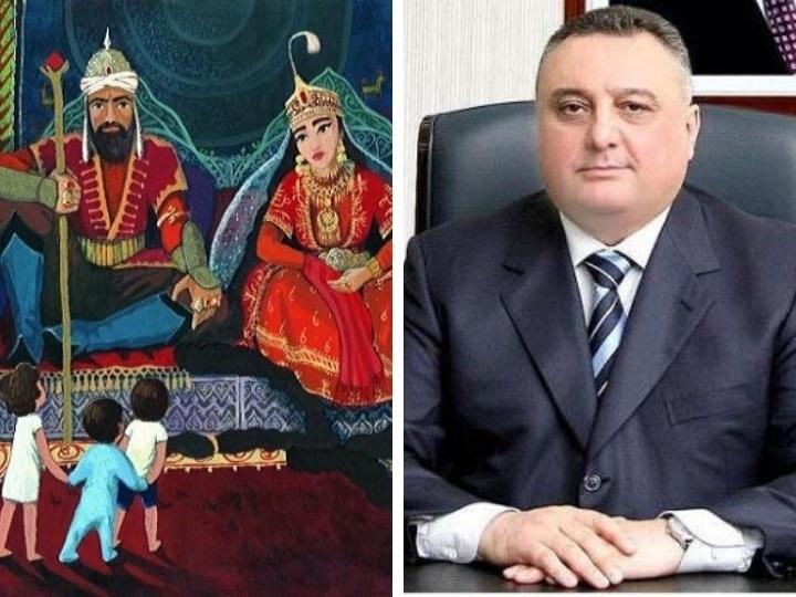 Eldar Mahmudovun qızı atasını niyə şah obrazında təsəvvür edirdi? – FOTO