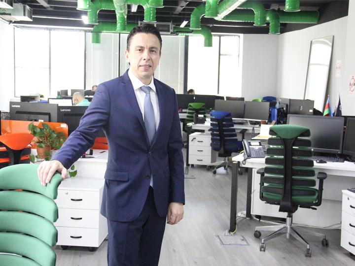 Нихат Шеньюва: «Международный банк Азербайджана создает привлекательные условия для работы IT-специалистов»