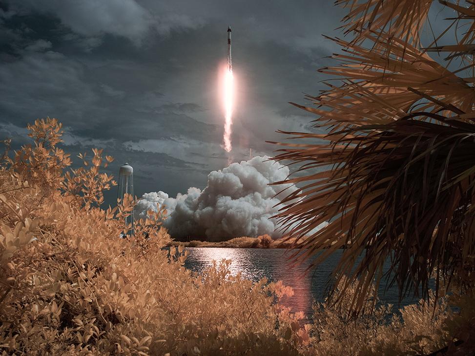 SpaceX вывела на орбиту 60 спутников с помощью ракеты Falcon 9 - ВИДЕО