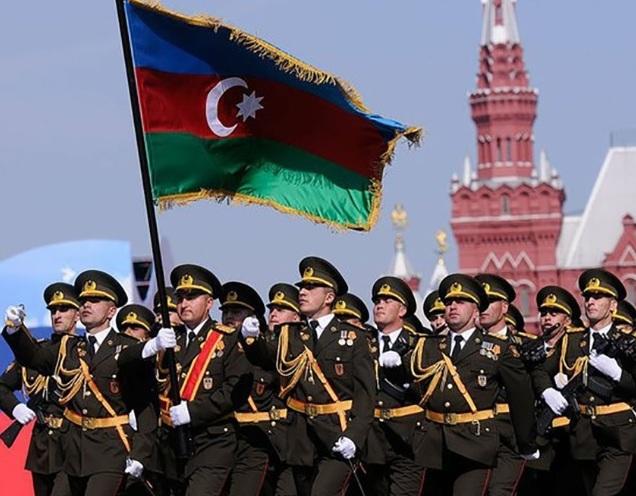 Hərbçilərimiz Moskvada keçiriləcək hərbi paradda iştirak edəcək