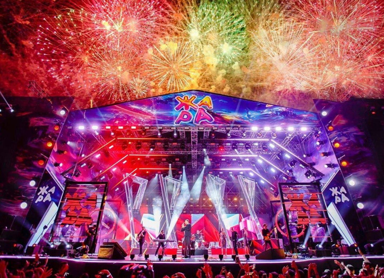«ОК!»: «Организаторы и участники фестиваля «Жара» в Баку готовят грандиозную программу» - ФОТО