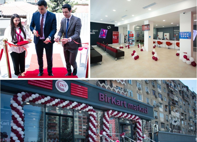 """Növbəti """"BirKart BOKT"""" filialı fəaliyyətə başladı"""