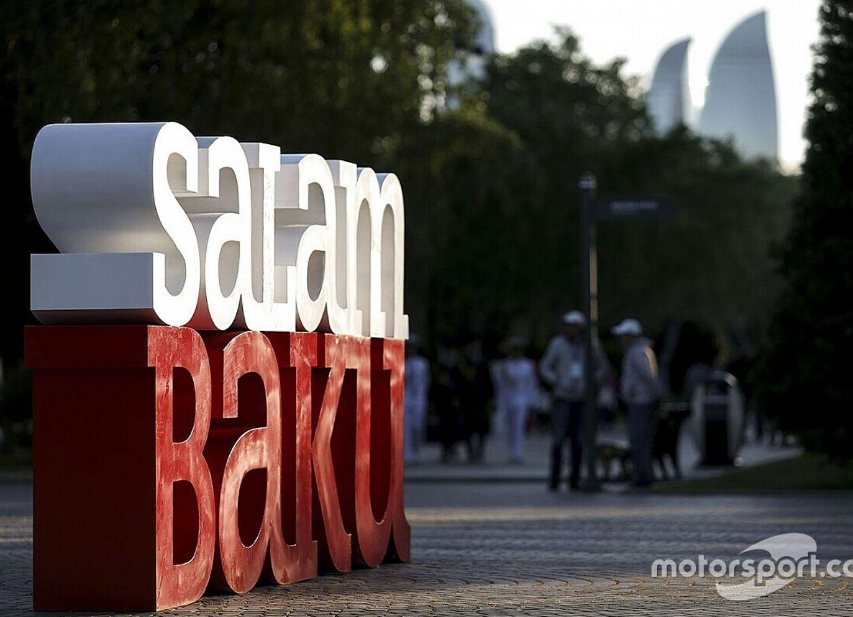 СМИ: Гран-при Азербайджана будет отменен