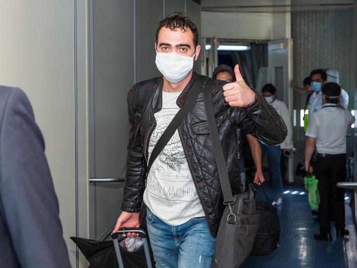 Чартерным рейсом из Анкары в Баку доставлены 144 гражданина - ФОТО
