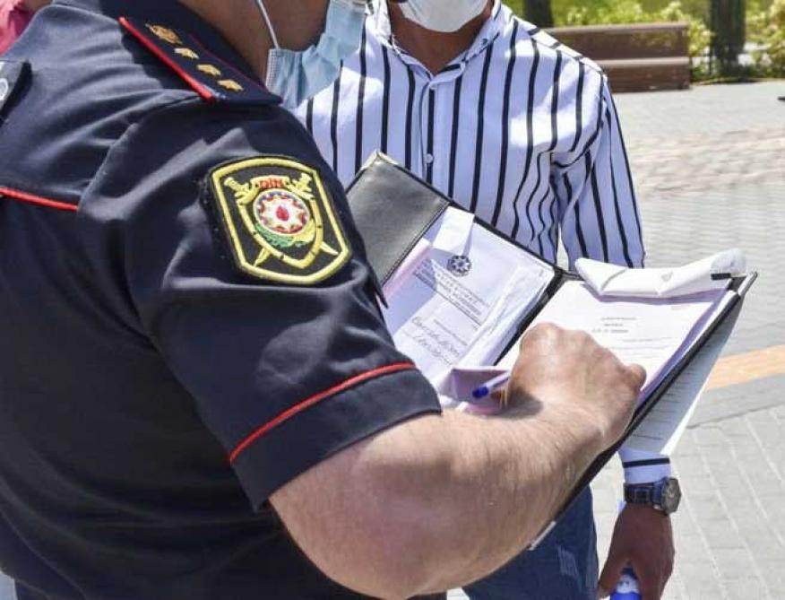 Сколько водителей оштрафовано в субботу за нарушение карантина - ОФИЦИАЛЬНО