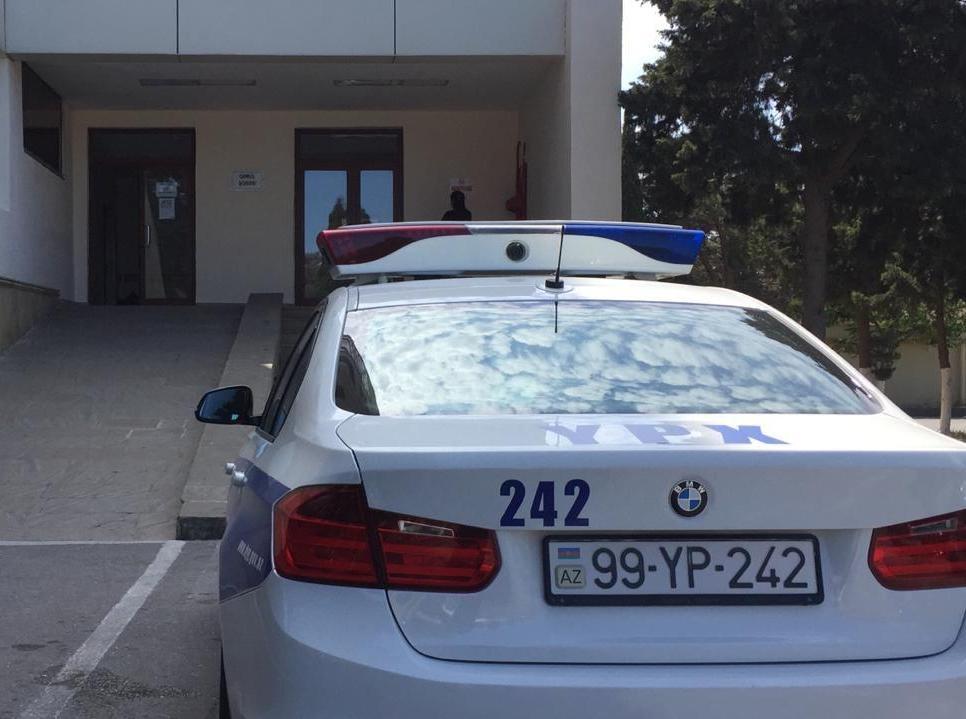 Дорожная полиция спасла жизнь десяти жителям Баку – ВИДЕО