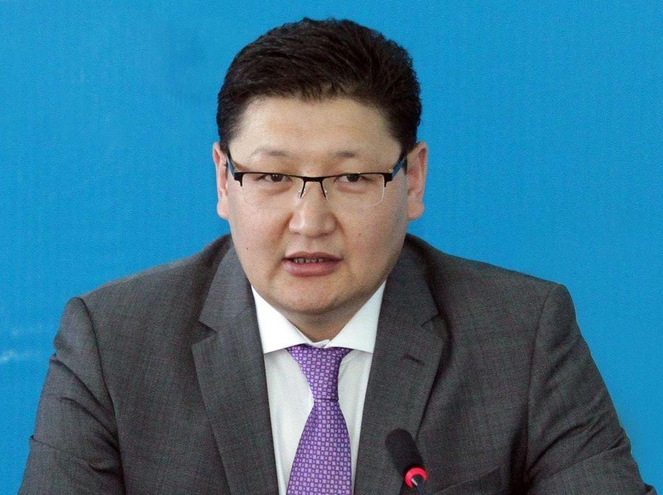 Пресс-секретарь президента Казахстана заразился коронавирусом